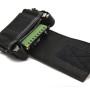 Standard Velcro Flap Closure